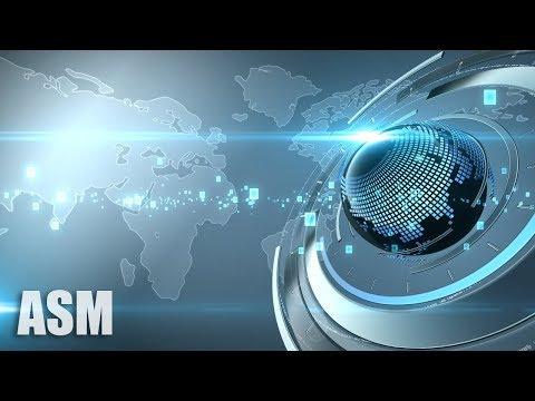(No Copyright) News Background Music For Videos, TV and Radio - by AShamaluevMusic