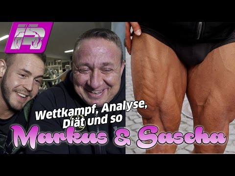 Wettkampf-Tag ... ein Resümee von Markus & Sascha