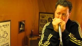 Shure PE53 Spher-O-Dyne Omni Dynamic Harp Vocal Mic