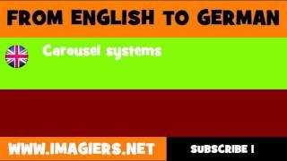 DEUTSCH   ENGLISCH  = Karussell Archivierungssysteme