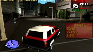 GTA SOL: Underground | Vice city development video 2 | Traffic and gangs