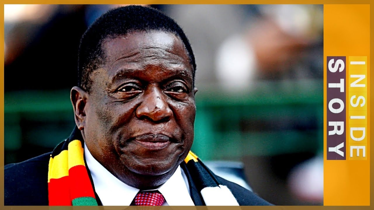 AlJazeera English:Can Zimbabwe's president fix the economy? | Inside Story