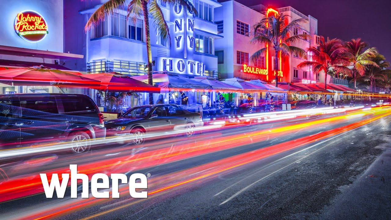 Miami Travel Guide Things To Do Destinations Nightlife Dining South Beach And More