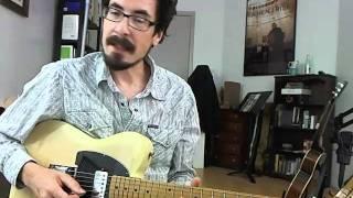 50 Jazz Blues Licks - #25 Grant Green Ii - Guitar Lesson - David Hamburger
