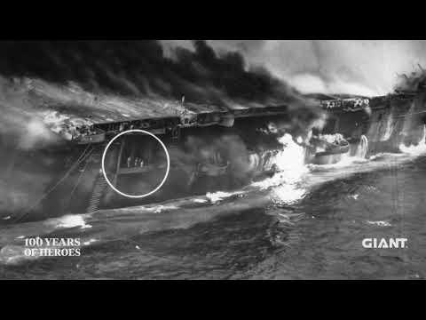 The bombing of 'Big Ben' during World War II: 100 Years of Heroes