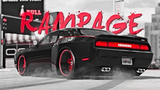 "GTA 5 - DODGE CHALLENGER SRT8 ""RAMPAGE"" (Car Mod Showcase)"