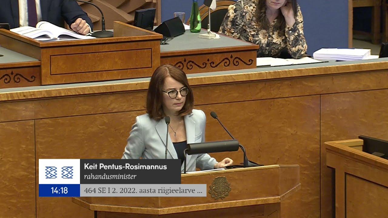 Download Riigikogu istung, 20.10.2021