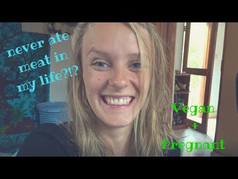My Vegan Pregnancy In Africa - breakfast, how did i become vegan? never ate meat in my life...