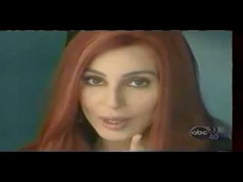 Behind The Scenes Of Cher's 'Living Proof' TV Commercial