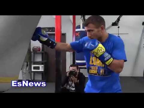 Vasyl Lomachenko INSAINE Tricks Like No Other Fighter EsNews Boxing