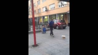 Sarajevo techno freak
