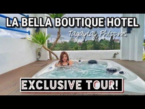 LA BELLA BOUTIQUE HOTEL TAGAYTAY (EXCLUSIVE TOUR!!) | PHILIPPINES | Janina Maria