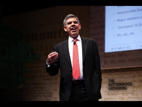 Mohamed El-Erian: How to avoid global recession