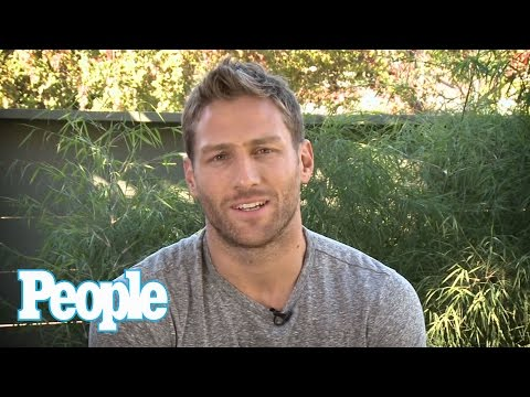 The Bachelor's Juan Pablo Galavis Takes It Off  People
