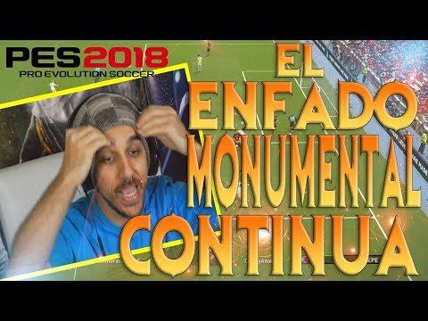 ¡EL ENFADO MONUMENTAL