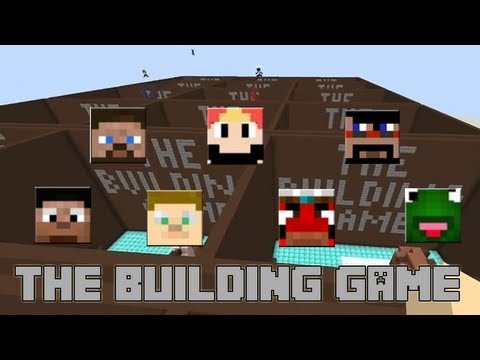 SethBling's The Building Game with Friends - The Dirty Version