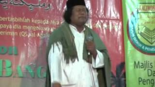 "Gus Muwafiq (Majlis Dzikir dan Pengajian ""Kalimosodo"") Pon Pes al Husani Sukoharjo"