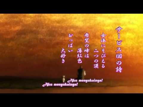 Best Song Ever : Oppai Daisuki ( Binbougami Ga! )