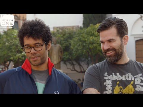 Richard Ayoade & Rob Delaney Go Jogging in Seville - Travel Man S02E05