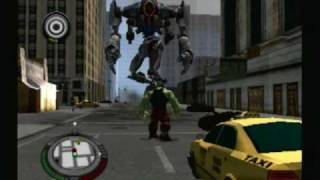 Lets Play Nintendo: The Incredible Hulk ( Wii) THE PROFESSOR
