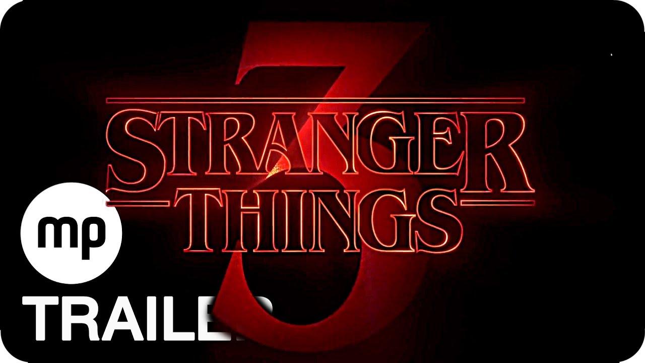 Stranger Things Trailer Deutsch