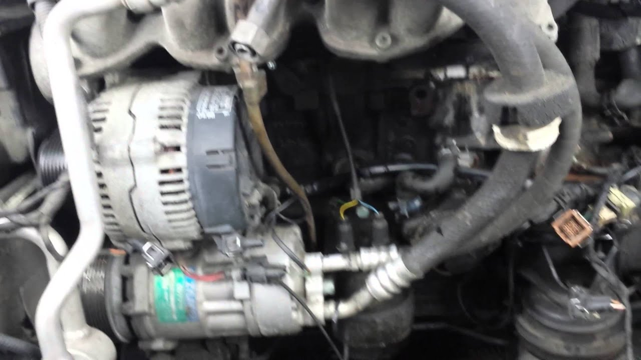 vr6 coolant pipe issues  [ 1280 x 720 Pixel ]