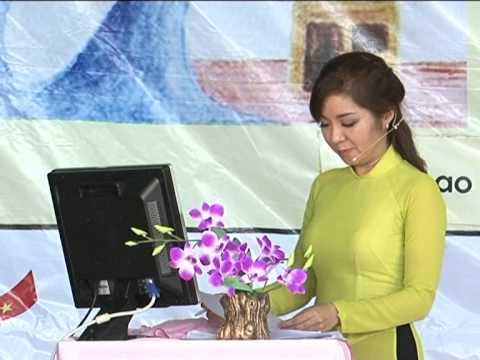 Cuoc thi tim hieu ve Bien doi khi hau va Rung ngap man - Soc Trang (Doan Van To - An Thanh 3)