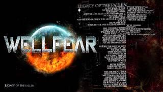 wellfear legacy of the fallen audio w lyrics