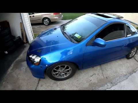 400HP Boosted RSX Review