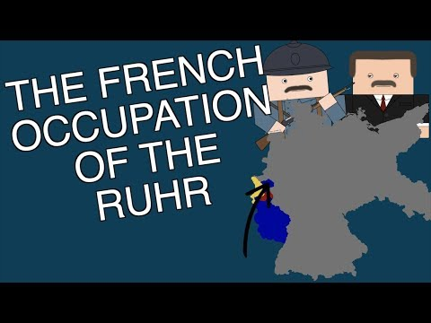 The French Occupation of the Ruhr (Short Animated Documentary)