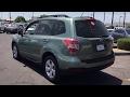 2015 Subaru Forester Peoria, Surprise, Avondale, Scottsdale, Phoenix, AZ S6129A
