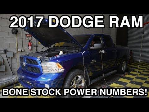 Finally! A 2017 Dodge Ram 3.6!