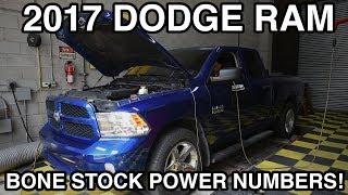 Finally A Dodge Ram 3.6 Dyno Test