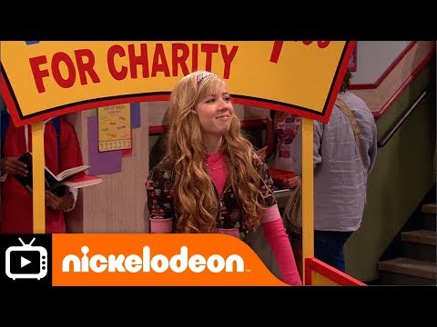 ICarly | Kissing Booth | Nickelodeon UK