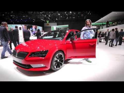 Женевский автосалон 2016 обзор новинок KODA Geneva Motorshow 2016 KODA overview