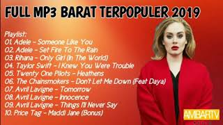 Lagu Mp3 Barat Terpopuler Sepanjang Masa Enak di Dengar