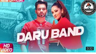 MANKIRT AULAKH - DARU BAND / new panjabi song dawnlod full audio song / sst