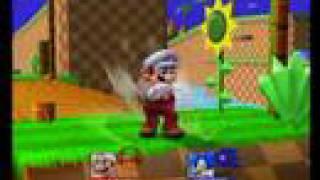 Mario vs. Sonic 2