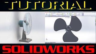Tutorial-SolidWorks (Diseño de una Hélice )