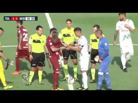 Highlights Trapani-Monopoli 2-2. 37^ Giornata SerieC 29.04.18 ©TrapaniCalcio.it