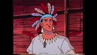 Goodtimes Pocahontas (Swedub, vhs rip)