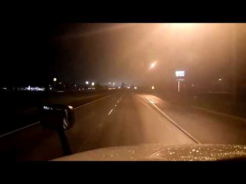 Bigrigtravels Live! Tangent to Portland, Oregon Interstate 5 North March 21, 2017