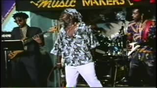 "G.B.T.V. CultureShare ARCHIVES 1993:  BLACK STALIN  ""Better days are coming""  (HD)"