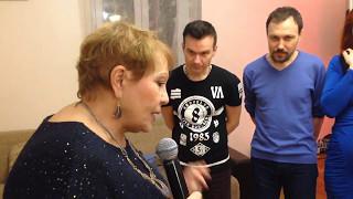 Ангелина Могилевская в БизнесХоум у Нелли Землянской
