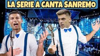LA SERIE A canta SANREMO 2019