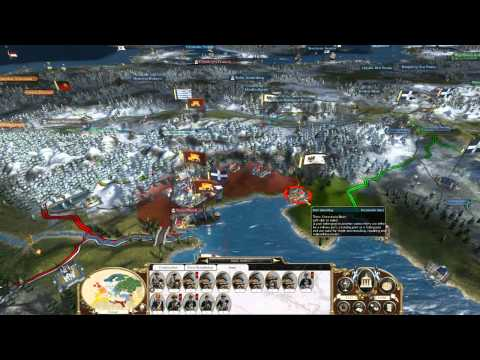Empire Total War: Greek Campaign Part 28 - Victory Over The Venetians