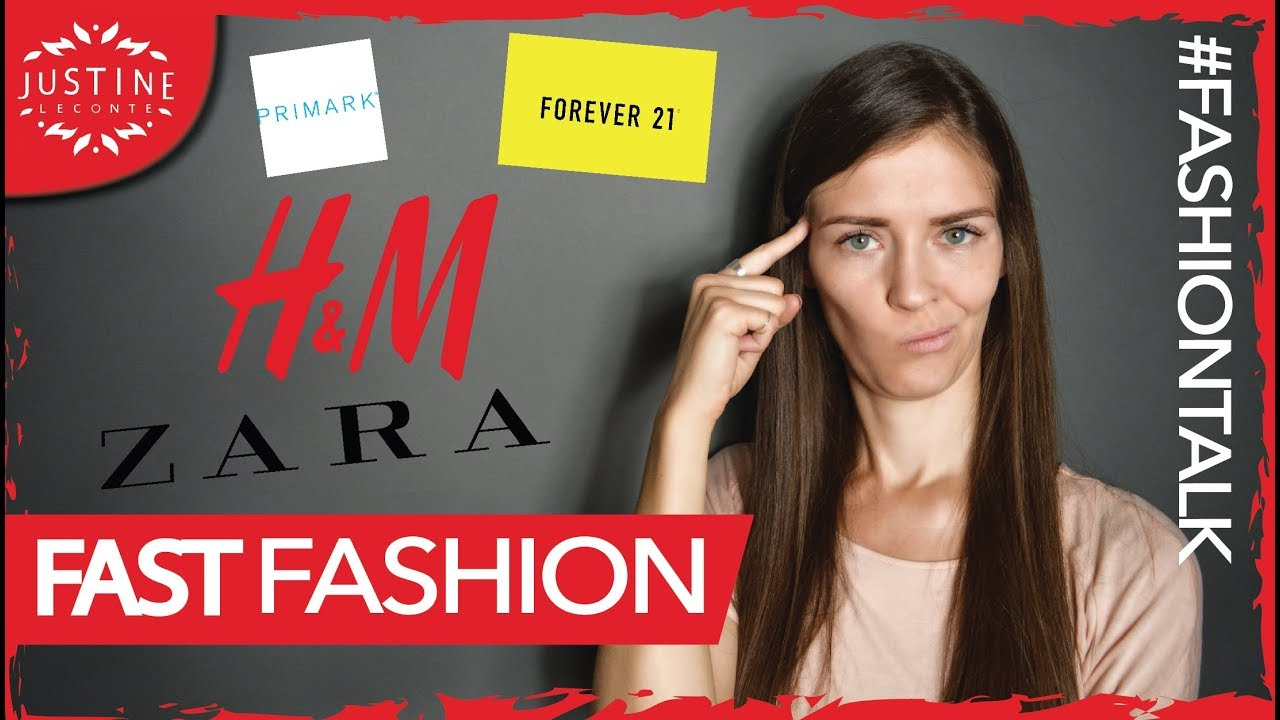 The FAST FASHION trap & how to escape | #whomademyclothes | Justine Leconte