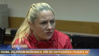 VTV Dnevnik 10. listopada 2016.