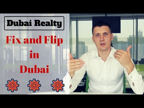 Fix and Flip in Dubai | First million of Arnold Schwarzenegger