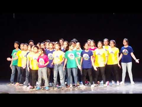 PCC Children's Choir MBC Audition 2017
